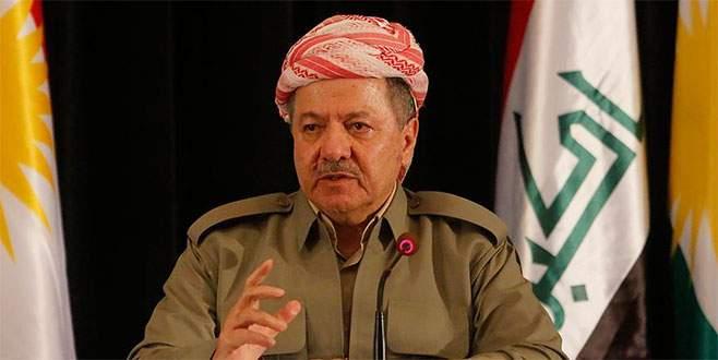 Barzani: 1 Kasım itibarıyla başkanlık görevime devam etmek istemiyorum