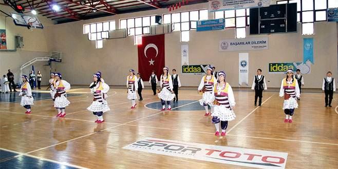 Cumhuriyetin 94'üncü yılı Mudanya'da coşkuyla kutlandı