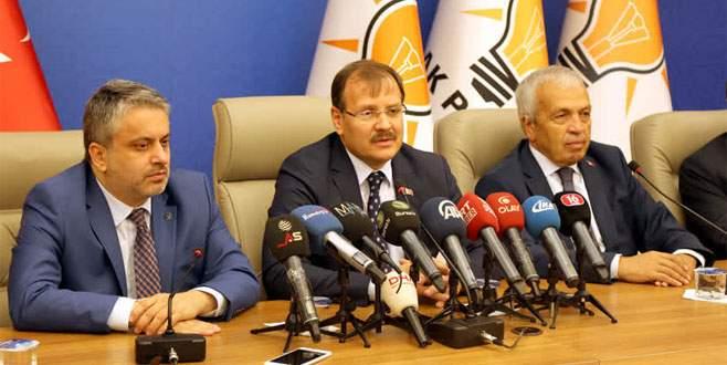 Çavuşoğlu: 'Yapıcı eleştiriye karşı açığız'