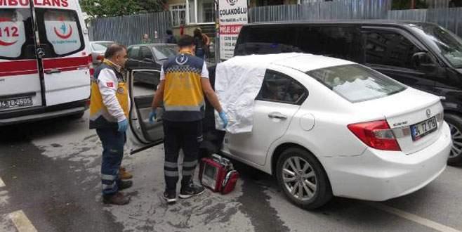 Korkunç cinayet! Kadın sürücü aracında vurularak öldürüldü