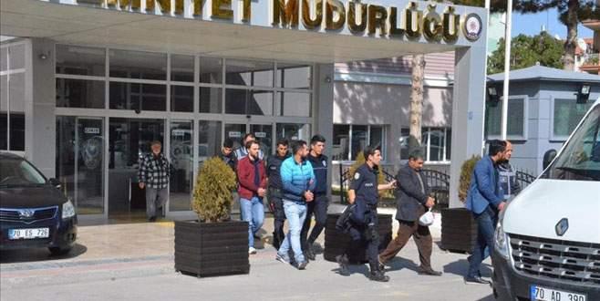 6 bin 308 polis cinayet suçlularını aradı