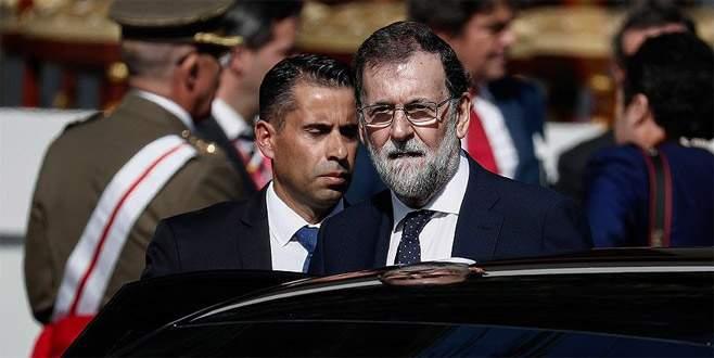 İspanya Başbakanı: Devlet gerekli tepkiyi verecektir
