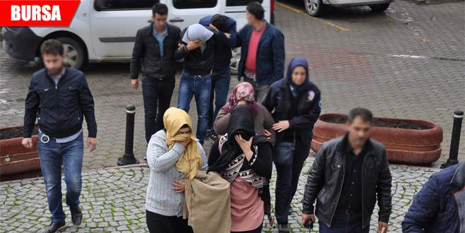 Sahte altın şebekesinden 3 kişi tutuklandı