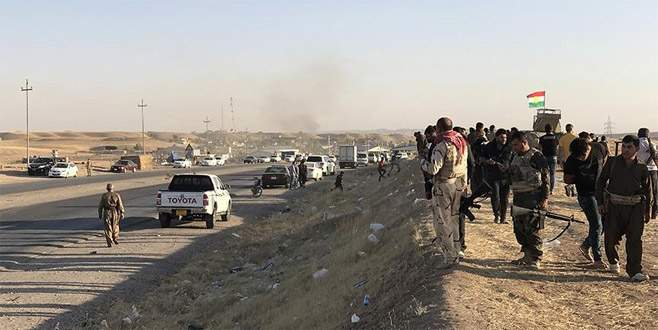 Irak'ta ateşkes açıklaması 'yanlışlıkla' yapılmış