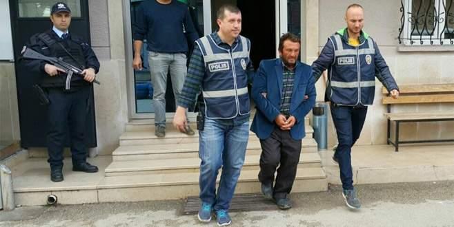 18 yıl önce işlenen cinayetin zanlısı Bursa'da yakalandı