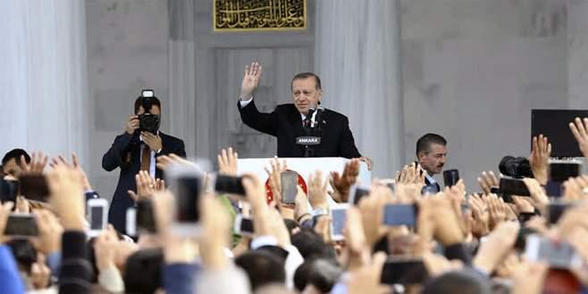'Mimarisi öyle zannediyorum ki Türkiye'de bir ilk'