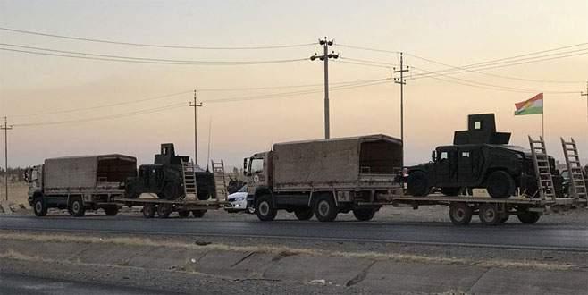 Flaş iddia! Irak ordusu ve Peşmerge ateşkeste anlaştı