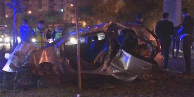Feci kaza! 2 polis şehit, 3 polis ağır yaralı…