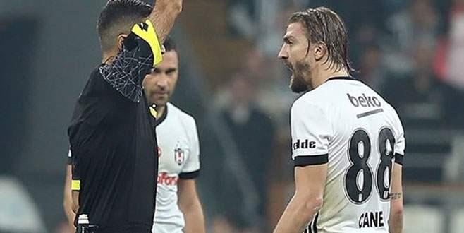 Caner Erkin'e 6 maç men cezası