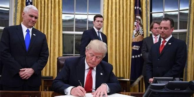 ABD'li senatörlerden Trump'a Türkiye mektubu