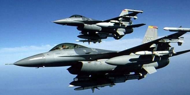 Irak'ın kuzeyine hava harekatında 5 terörist etkisiz hale getirildi