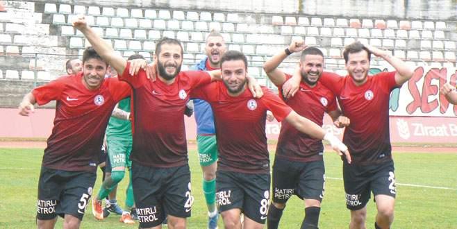 Gazi'nin penaltı zaferi: 3-0