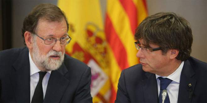Katalonya ile diyalog yok