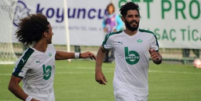 Yeşil Bursa'nın konuğu Kayserispor
