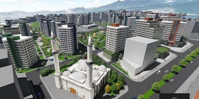 Kentsel dönüşüm projelerine 'tarihî' isimler