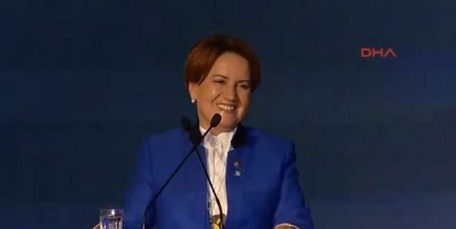 Meral Akşener: 'Cumhurbaşkanı olmamı istiyorlar
