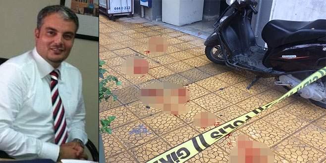 Bursa'da avukata bıçaklı saldırı!