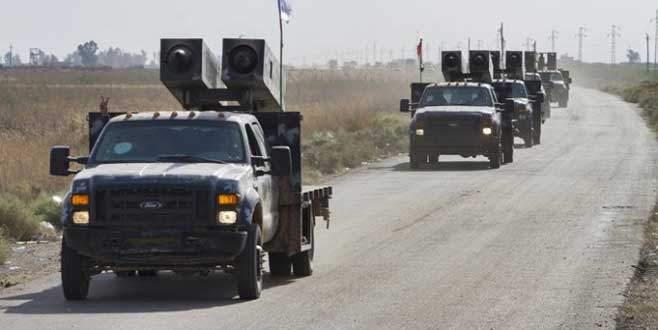 Irak Ordusu DEAŞ'a saldırı başlattı