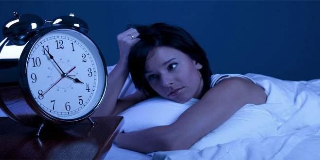 Garip ama gerçek! uykusuzluk depresyona iyi geliyor