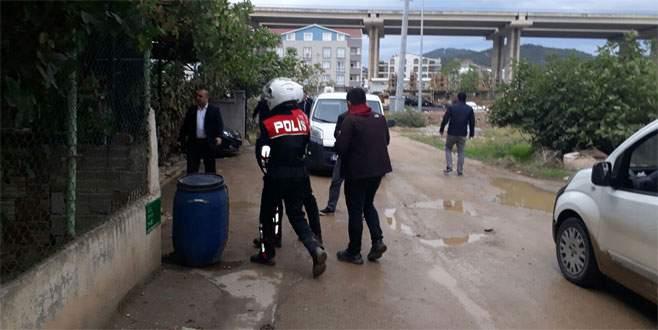 Bursa'da polisi alarma geçiren ihbar!
