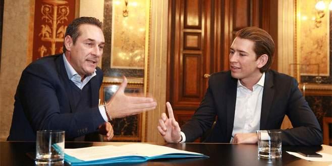 Avusturya'da beklenen koalisyon