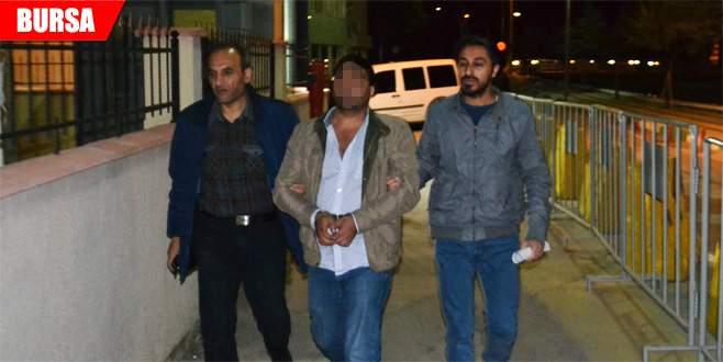 Üniversiteliyi bıçaklayan saldırgan yakalandı