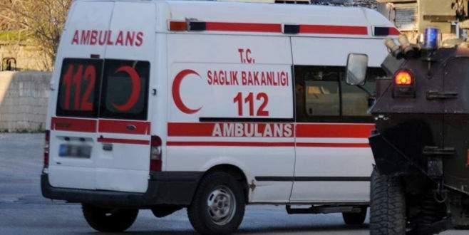 Mardin'de çatışma: 2 yaralı