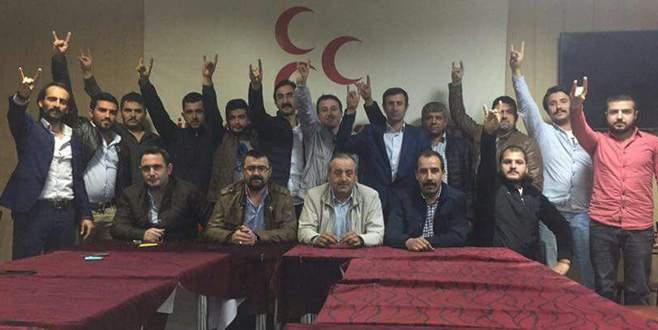 Yenişehir MHP'de yeni başkan belli oldu!
