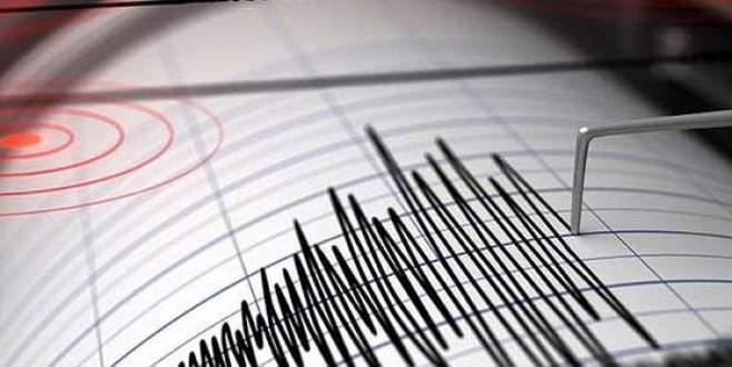 Bodrum'da 4.5 büyüklüğünde deprem!