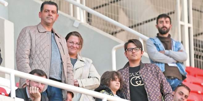 Kasımpaşa sponsoru Bozdemir ailesi