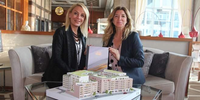 Bursalılar yatırım için Londra'dan ev alıyor