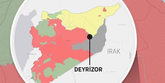 PKK/PYD Suriye'nin en büyük petrol sahasını ele geçirdi