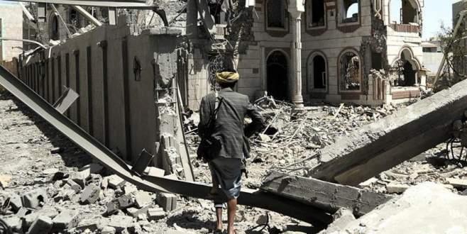 Yemen'deki çatışma ve hava saldırılarında 26 kişi öldü