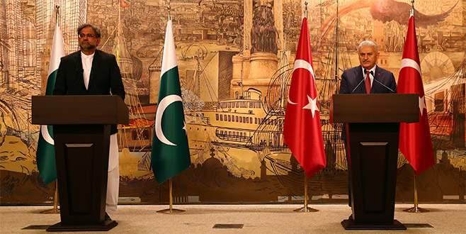 'Pakistan'ın FETÖ konusunda işbirliğini takdir ediyoruz'