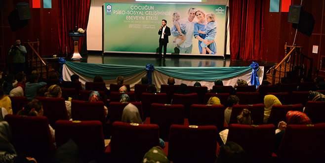 Ailelere çocuk gelişimi semineri