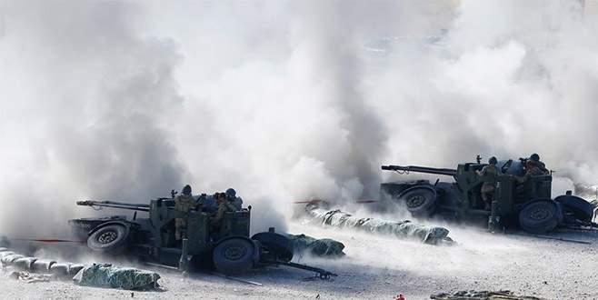 Orgeneral Akar ve kuvvet komutanları katıldı! Atış serbest!..