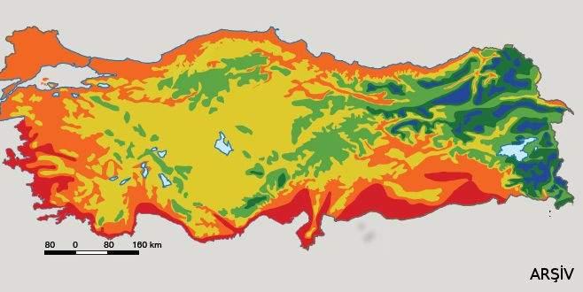 Küresel iklim değişikliği… Türkiye'de hangi bölge nasıl etkilenecek?