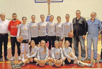 Kadın basketbolunda umutlar büyük!