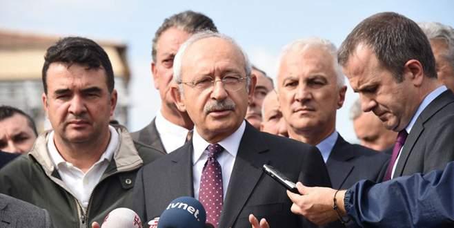 Kılıçdaroğlu'ndan Baykal'ın son durumuyla ilgili açıklama!