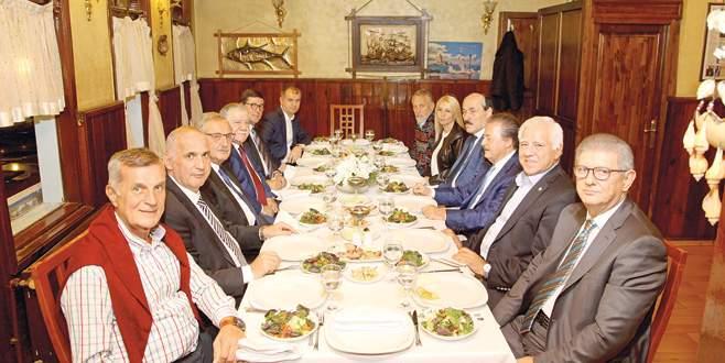 Arap Şükrü'de çok özel davet