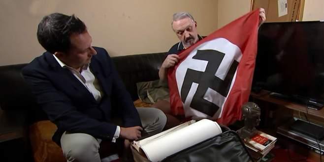 Neo Nazi lideri Wilshaw: Eşcinselim ve Yahudiyim