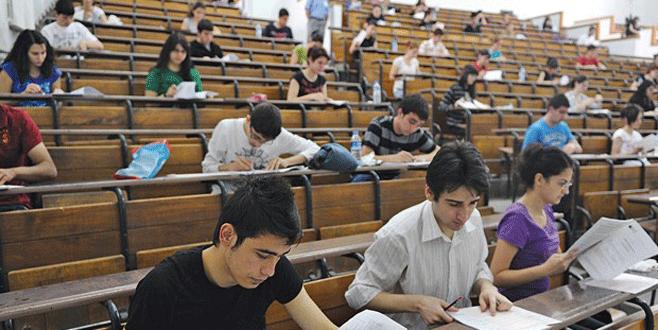 Üniversiteye giriş sınavının tarihi kesinleşti