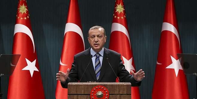 Erdoğan: İstifalarını en kısa sürede vereceklerine inanıyorum