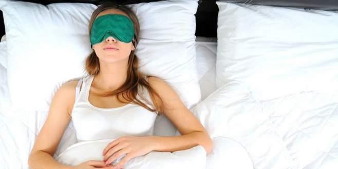 60 saniyede uykuya dalmak garanti!