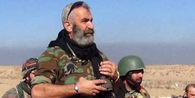 Esad'ın üst düzey komutanı patlamada öldü