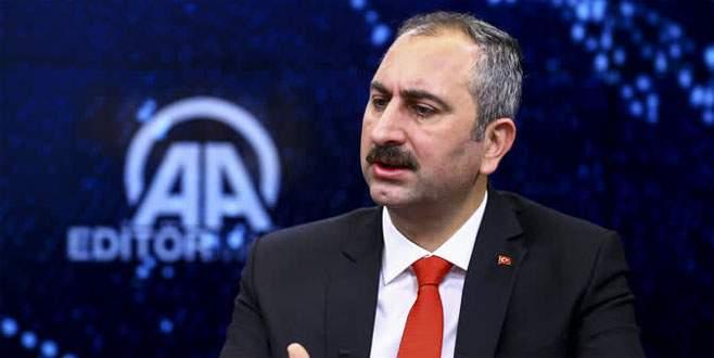 Adalet Bakanı 'vize krizi' ile ilgili konuştu