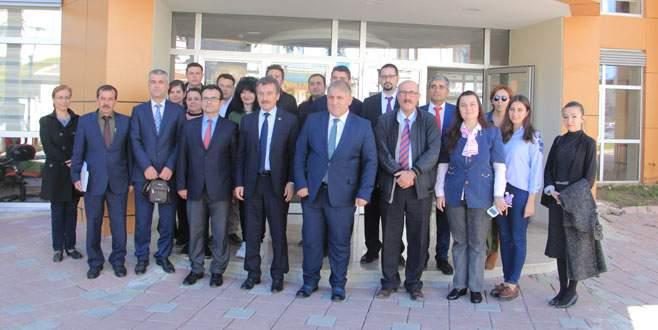Yenişehir'in geleceği için bilimsel destek