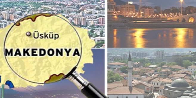 Üsküp Şehir Belediyesi'nde iki Türk meclis üyesi
