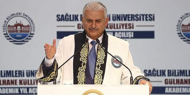 Başbakan Binali Yıldırım'dan TEOG açıklaması