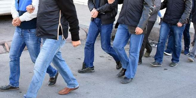 7 muvazzaf asker FETÖ'den gözaltına alındı